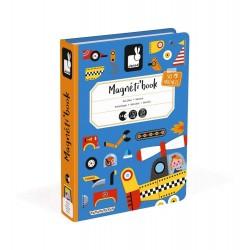 Μαγνητικό Βιβλίο - Οχήματα