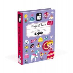 Μαγνητικό Βιβλίο - Πριγκίπισσες