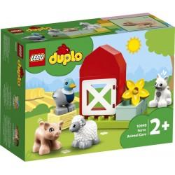 LEGO Duplo Φροντίδα Ζώων Της Φάρμας (10949)