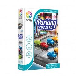 Smartgames επιτραπέζιο 'Πάρκινγκ Αυτοκινήτων' (60 challenges)