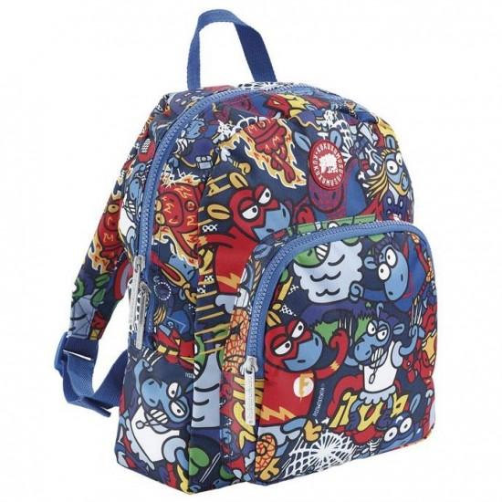 Τσάντα μικρή Superheroes mix