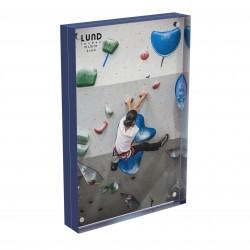 """Πλαίσιο φωτογραφίας Lund Skittle Magnet Indigo 4x6"""""""