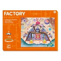 Djeco παιχνίδι Εργοστάσιο Τέχνης + Τεχνολογίας - Οδύσσεια