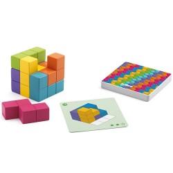 Djeco παιχνίδι Cubissimo