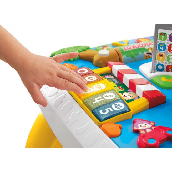 Fisher Price Εκπαιδευτικό Τραπέζι Laugh And Learn