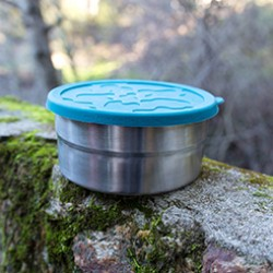 ECOlunchbox - Blue Water Bento - Seal Cup XL