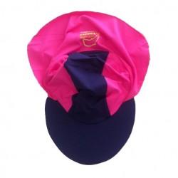 Jakabel Καπέλο με UVP50+ με κάλυψη στο σβέρκο και τα αυτιά Ροζ 2-6 ετών