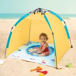 Ludi Σπαστή Τέντα παραλίας με πισίνα  Anti-UV 50