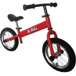 Fun Wheels Παιδικό Ποδήλατο ισορροπίας με φουσκωτά λάστιχα 'Κόκκινο'