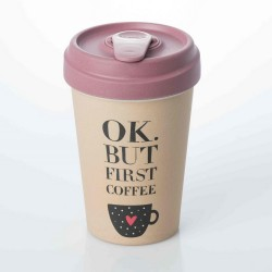 Bamboo Cup - Coffee First