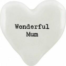 Βότσαλο Καρδούλα Wonderful mum