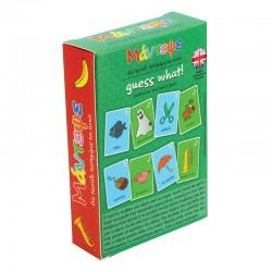 Μάντεψε - Παιχνίδια με Κάρτες