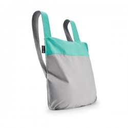 NOTABAG smart TOTE - MINT/GREY