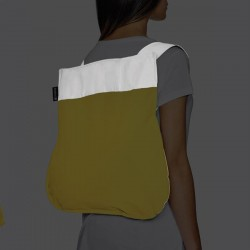 NOTABAG smart TOTE - REFLECTIVE Yellow