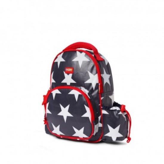 Σακίδιο-Τσάντα Penny Scallan NAVY STAR (μεσαίο)