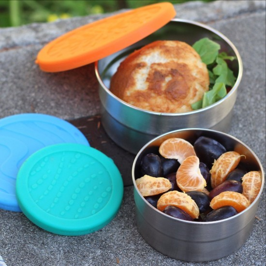 ECOlunchbox -Blue Water Bento - Seal Cup Trio Σετ 3 Τεμαχίων