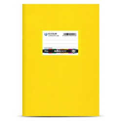 Salko Paper Τετράδιο 50φυλλο EX-Color Κίτρινο