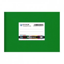 Salko Paper Α5 40φυλλο EX-Color Πράσινο