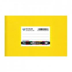 Salko Paper Α5 40φυλλο EX-Color Κίτρινο