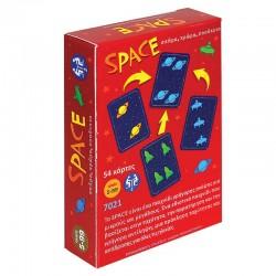 Διάστημα - Παιχνίδια με Κάρτες